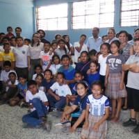 Ingenio Pantaleon Equipa Escuelas con Tecnología