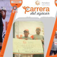 Carrera del Azúcar 2017 ¡Superamos la meta!