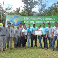 Ingenio Monte Rosa Recibe Reconocimiento por su Aporte al Desarrollo Forestal