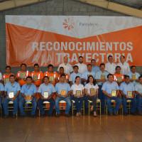 Pantaleon reconoce la Trayectoria de más de 300 colaboradores