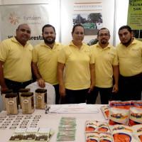 Participación de Monte Rosa en Feria de la Tierra