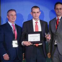 Francisco Baltodano galardonado por la Asociación de Gerentes de Guatemala